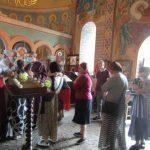 დღეს სოფელ კვირიკეთში სახალხო-რელიგიური დღესასწაული კვირიკობა შედგა